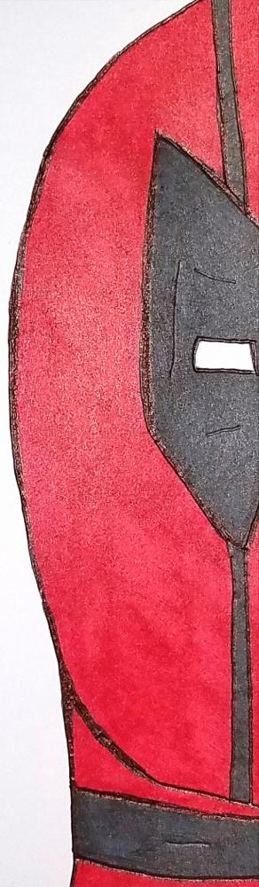 Deadpool by armattock